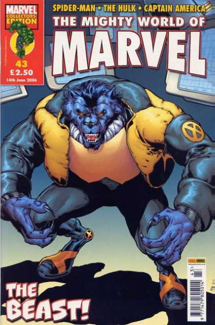 Mighty World of Marvel 43