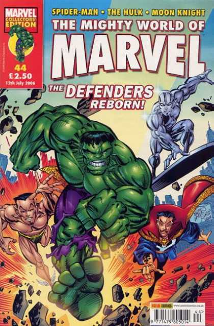 Mighty World of Marvel 44 - Erik Larsen