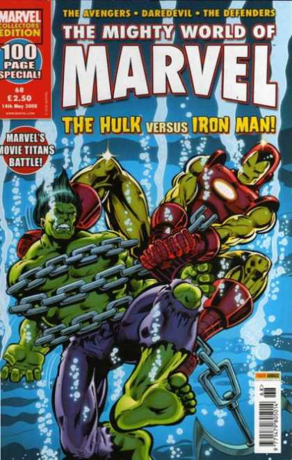 Mighty World of Marvel 68