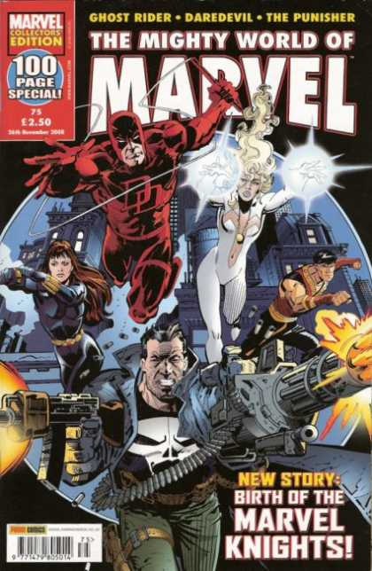 Mighty World of Marvel 75