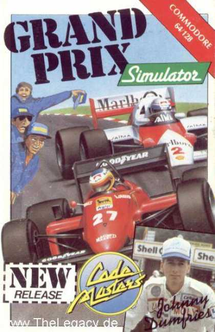 Misc. Games - Grand Prix Simulator