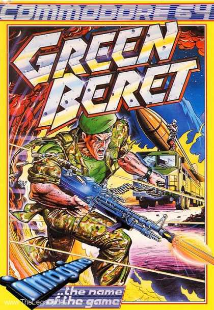 Misc. Games - Green Beret