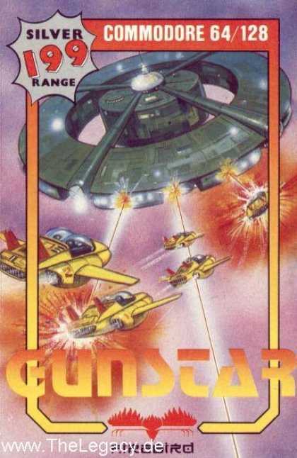 Misc. Games - Gunstar