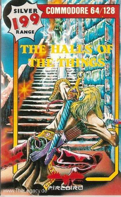 Misc. Games - Hall of the Things, The