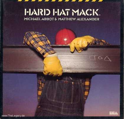 Misc. Games - Hard Hat Mack