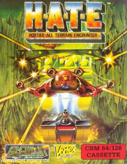 Misc. Games - H.A.T.E.: Hostile All Terrain Encounter