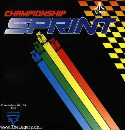 Misc. Games - Championship Sprint