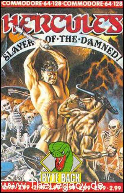 Misc. Games - Hercules: Slayer of the Damned!