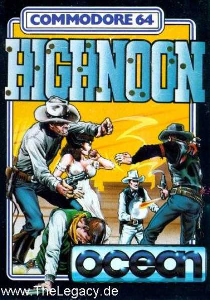 Misc. Games - Highnoon