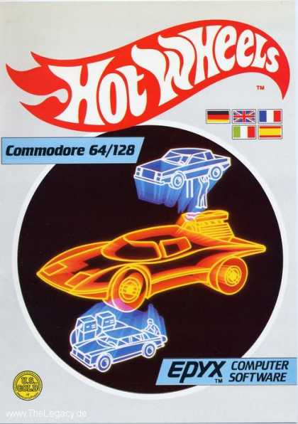 Misc. Games - Hot Wheels