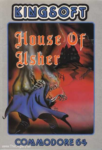 Misc. Games - House of Usher