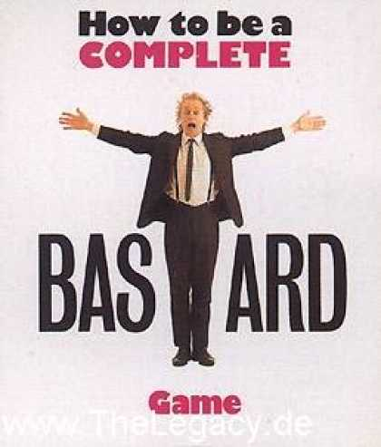 Misc. Games - How to be a Complete Bastard