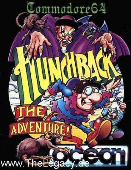 Misc. Games - HunchBack: The Adventure!