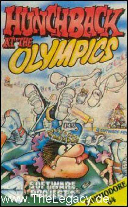 Misc. Games - Hunchback: at the Olympics