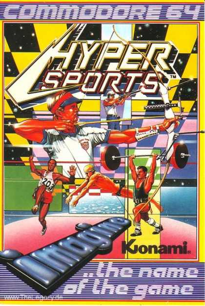 Misc. Games - Hyper Sports