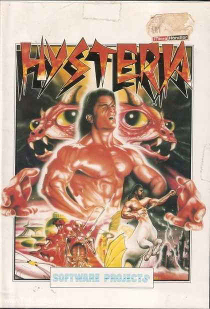 Misc. Games - Hysteria
