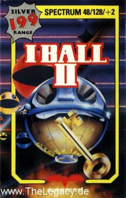 Misc. Games - I, Ball 2: The Quest for the Past