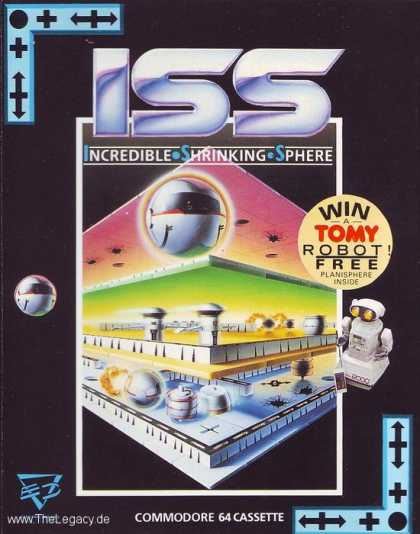 Misc. Games - ISS: Incredible Shrinking Sphere