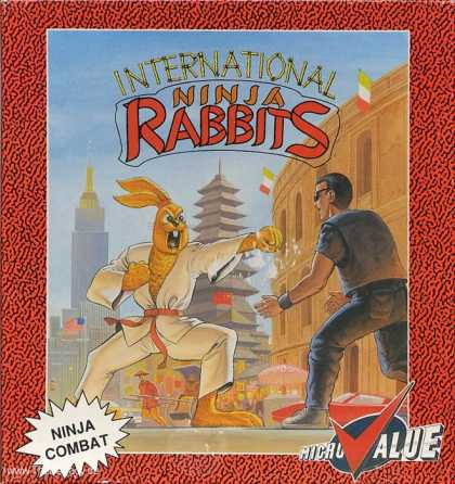 Misc. Games - International Ninja Rabbits