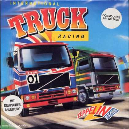 Misc. Games - International Truck Racing