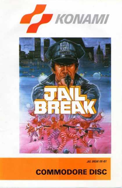 Misc. Games - Jail Break