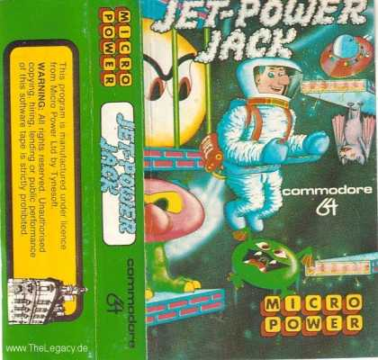 Misc. Games - Jet-Power Jack