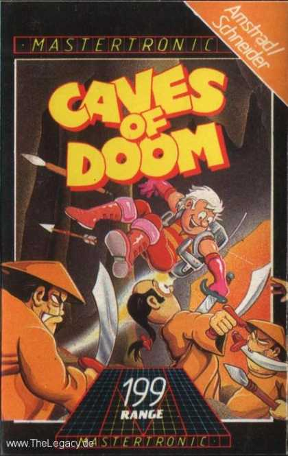 Misc. Games - Caves of Doom, The