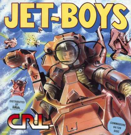 Misc. Games - Jet-Boys