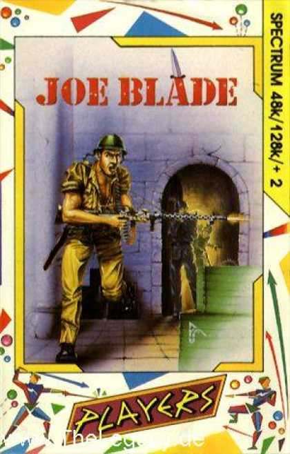 Misc. Games - Joe Blade