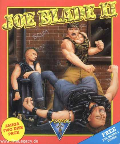 Misc. Games - Joe Blade 2