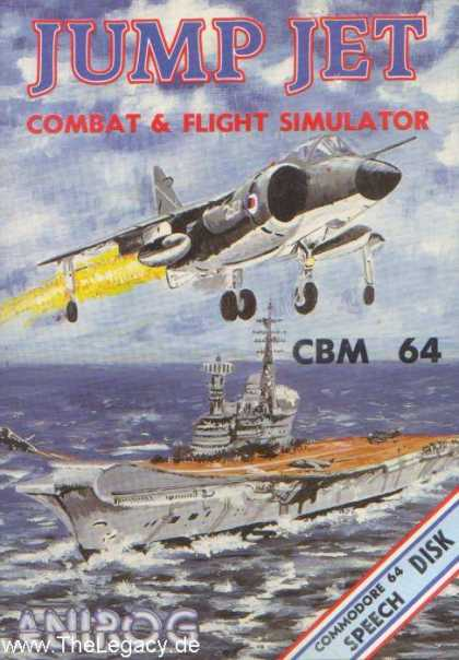 Misc. Games - Jump Jet