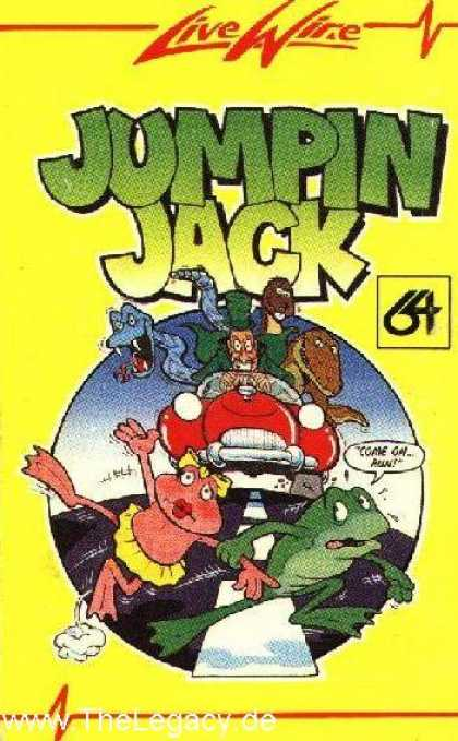 Misc. Games - Jumpin Jack