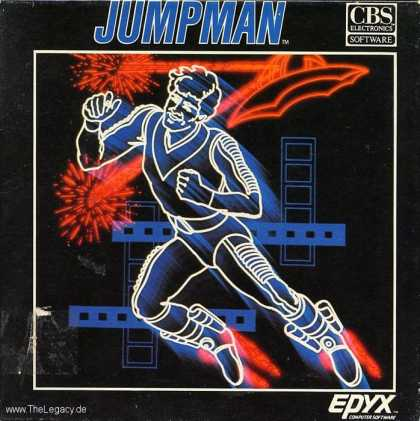 Misc. Games - Jumpman