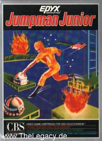 Misc. Games - Jumpman Junior