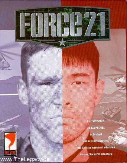 Misc. Games - Force 21