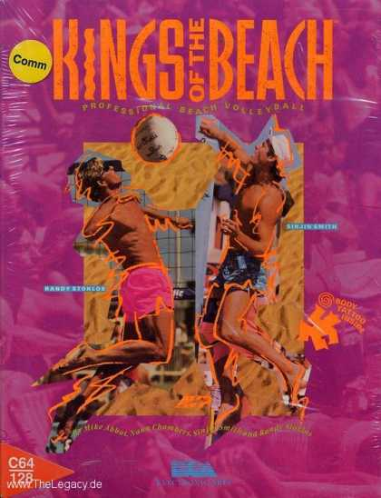 Misc. Games - Kings of the Beach