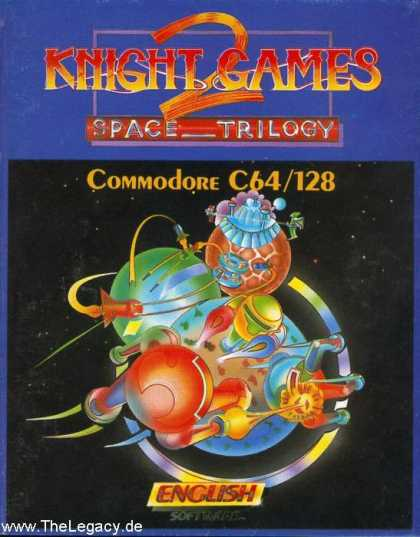 Misc. Games - Knight Games 2: Space Trilogy
