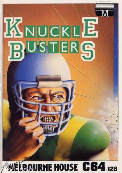 Misc. Games - Knuckle Busters