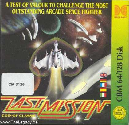 Misc. Games - Last Mission