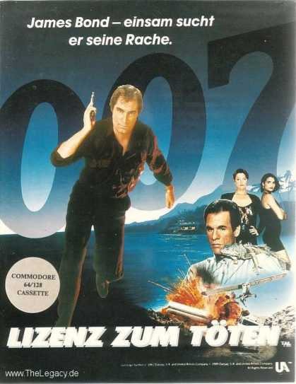 Misc. Games - Licence to Kill