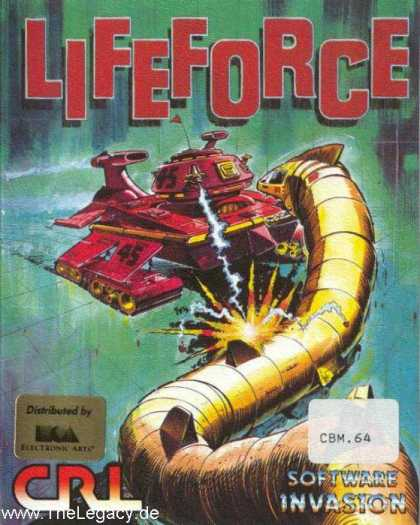 Misc. Games - Lifeforce
