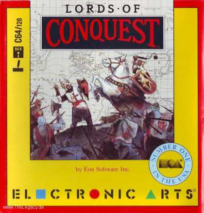 Misc. Games - Lords of Conquest