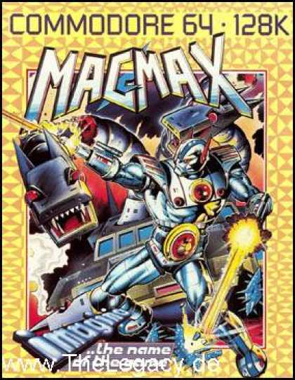 Misc. Games - Mag Max