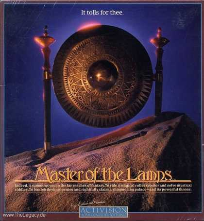 Misc. Games - Master of the Lamps