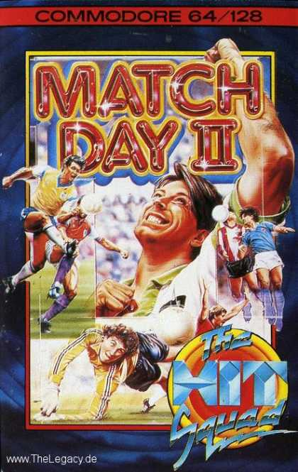 Misc. Games - Match Day II