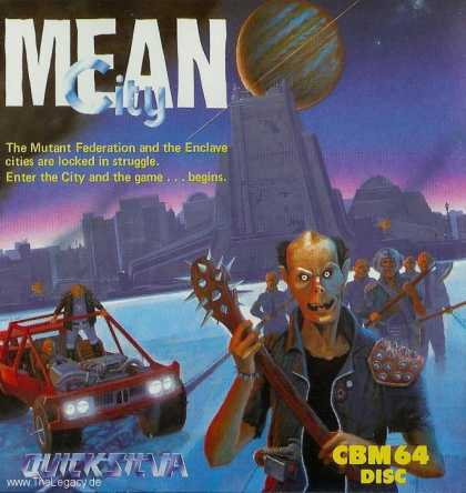 Misc. Games - Mean City