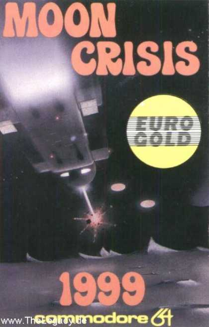 Misc. Games - Moon Crisis 1999