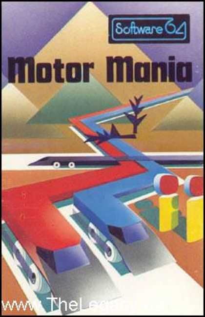 Misc. Games - Motor Mania