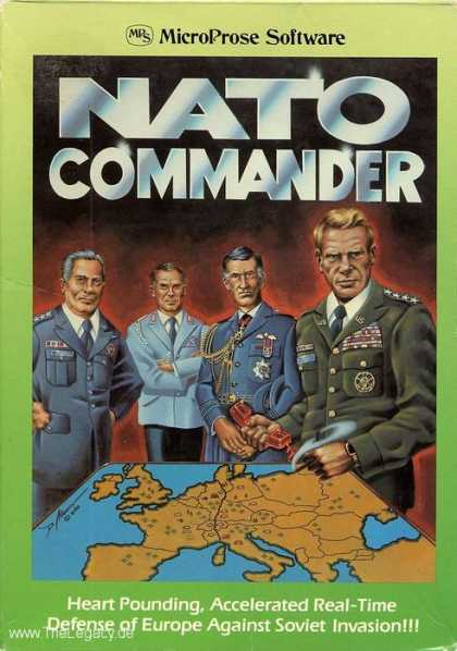 Misc. Games - NATO Commander