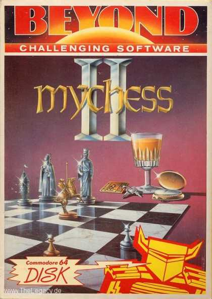 Misc. Games - MyChess 2.0